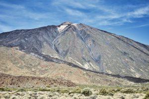 Výhled na EL Teide