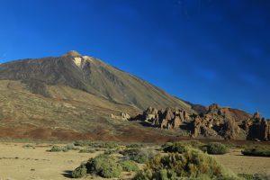 El Teide - vyhlídka