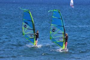 Windsurf lekce Tenerife