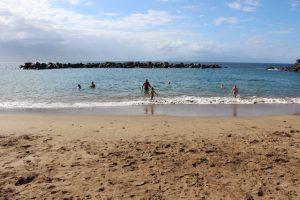 Pláž Abama - Tenerife