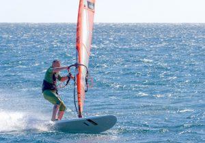 WIndsurfing Tenerife Jirka